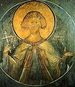 Le saint martyr Zosima