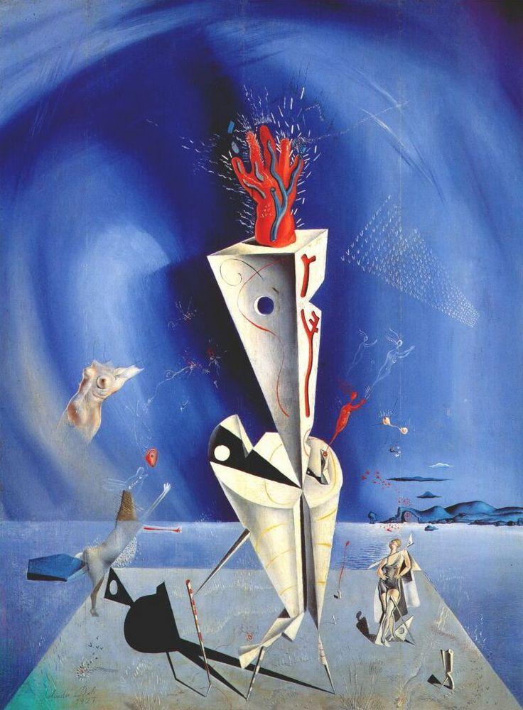 Top Salvador Dali, Peintre Surréaliste CW69