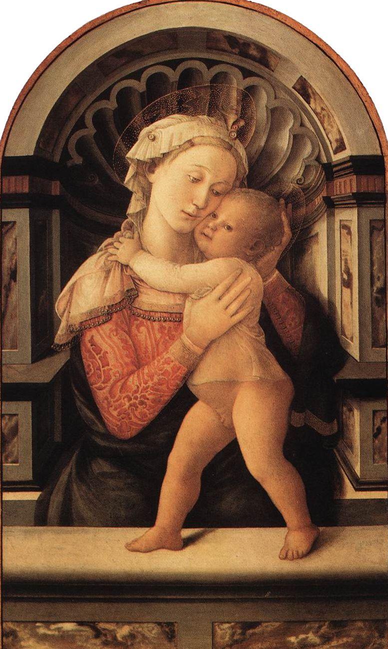 """CHIODO SC(HI)ACCIA CHIODO: La """"Madonna"""" di Filippo Lippi"""