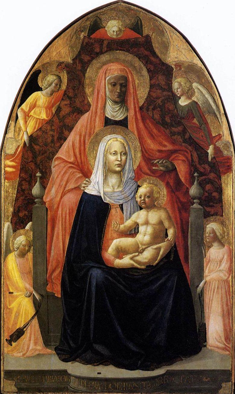 Masaccio essay